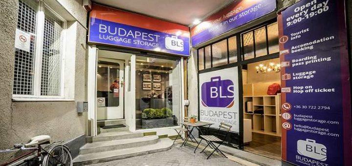 Luggage Storage in Budapest