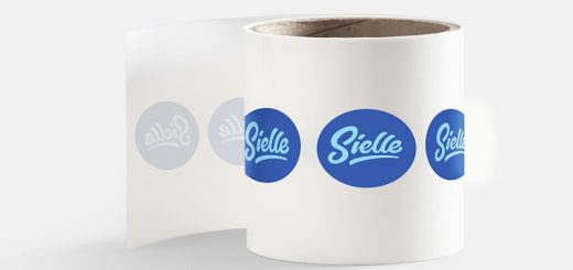 personalised sticker labels